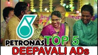 #PETRONAS TOP 5 Deepavali தீபாவளி Commercials