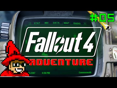 Fallout 4 Adventure || E05 || USAF Satellite Station Olivia [Let's Play]