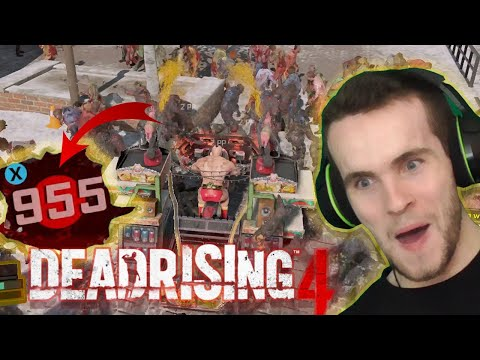 THE 1000 HIT COMBO CHALLENGE (DEAD RISING 4) |