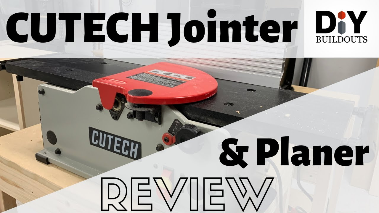 Cutech Planer Review