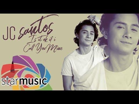 JC Santos - Is It Ok If I Call You Mine (Audio)🎵