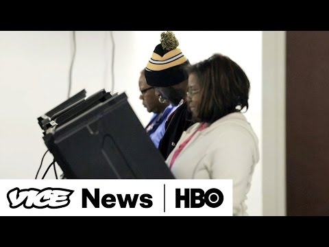 VICE News Tonight: Who Decides How You Vote?