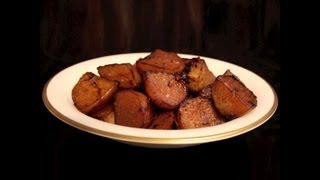 Yiayia's Greek Roast Potato Recipe - A Tribute To My Grandmother & Her Baked Potatoes