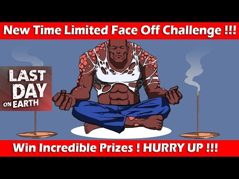 """New """"Face Off Challenge""""! Participate NOW To Win Incredible Prizes! Last Day On Earth"""