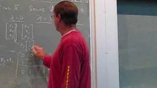 7 3 09 Linear Algebra Eigenvalue part 2