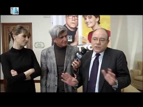"""WCD Event - Intervista a Carlo Verdone e Paola Cortellesi """"Sotto una buona stella"""""""