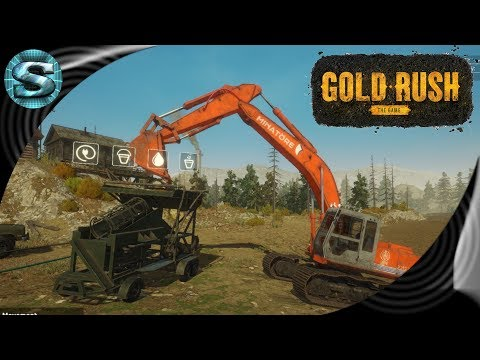 UPGRADING THE CLAIM! EP3 - GOLD RUSH: THE GAME