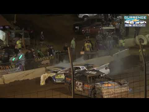 Cherokee Showdown at Cherokee Speedway 9-7-19 Feature and Interviews