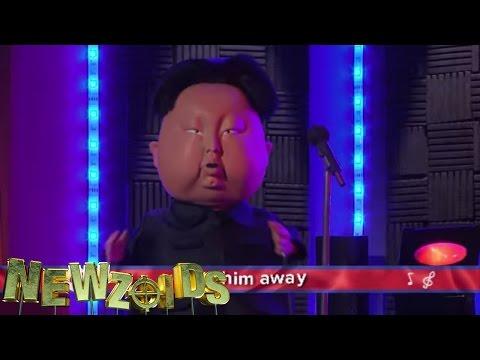 Karaoke Korner Kim Jong Un - Newzoids