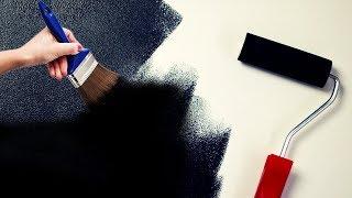 видео Краска матовая: алкидная, латексная, фасадная, по металлу и дереву