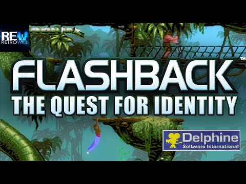 (DOS) Flashback: The Quest for Identity - Playthrough (104)