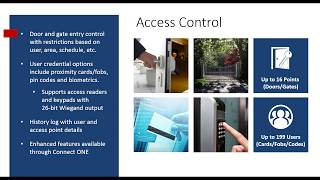 M1: The Smart Control Solution Focused on Security