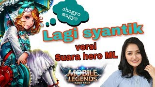 Video Parodi Lagi Syantik Versi suara hero Mobile Legends download MP3, 3GP, MP4, WEBM, AVI, FLV Agustus 2018