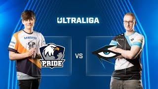PRD vs iHG | Ultraliga | Sezon 1 | W2D1 | PRIDE vs Illuminar Gaming