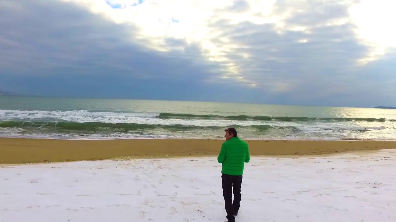 Sunny Winter Day Painting by Katarina Krassina   Saatchi Art  Winter Sunny Beach