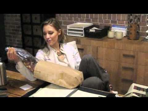 KaDee Strickland Invites GLAMOUR to Private Practice