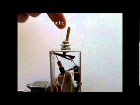 Magnetic Actuated Switch