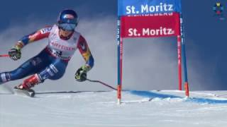 Ladies GS Race 1 2017 FIS Alpine World Ski Championships, St. Moritz