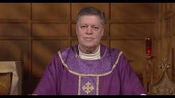 Catholic Mass Today | Daily TV Mass, Monday March 23 2020
