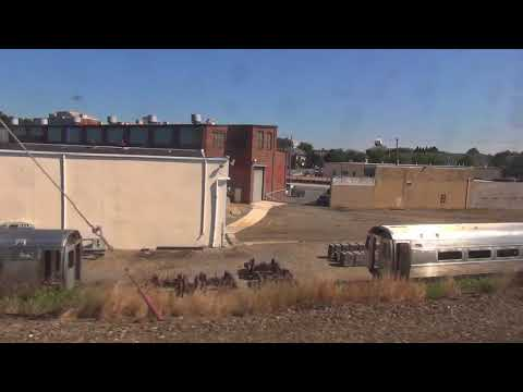 Amtrak Acela - Washington DC to New York, NY. - 2016