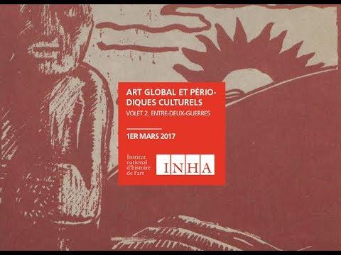 JDE | Global Art Prospective - Volet 2. Les revues dans le monde : entre-deux-guerres 4/4