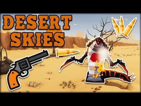 KÉSZ A REVOLVER! - Desert Skies - A Sivatagi Túlélés