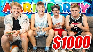 Whoever WINS Mario Party Gets $1000! 🎉