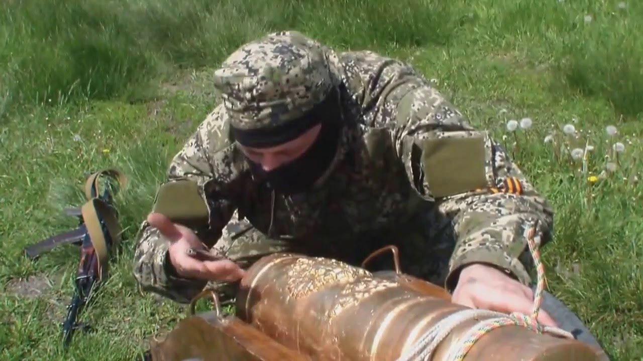 Приколы от народного ополчения Донбасса :)