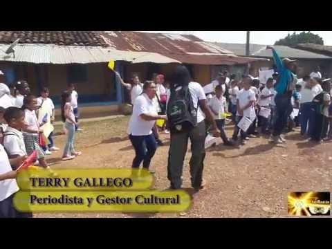 """Cuarta Eliminatoria Rural La Liberia, del Concurso """"Alas Para La Juventud"""""""