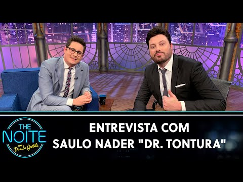 "Entrevista com Saulo Nader ""Dr. Tontura"" 