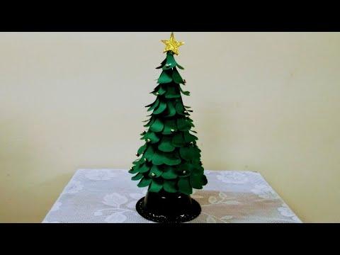 Christmas Tree Making   How To Make Christmas Tree