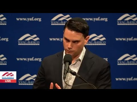 Leftist Woman Asks Shapiro If He's Transphobic