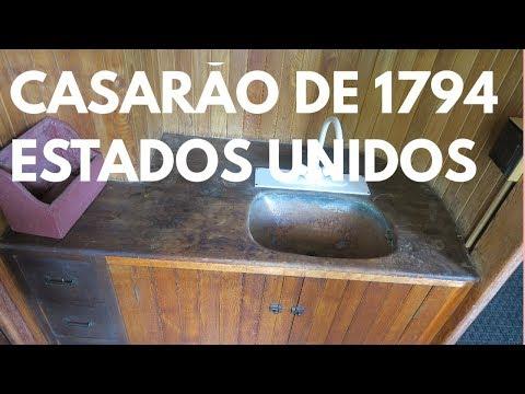 TOUR CASA ANTIGA/ LIMPEZA DE CASARĂO NOS ESTADOS UNIDOS _ Nubia Viana