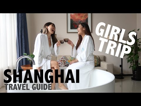 SHANGHAI Travel Guide 2018 | heyraylee