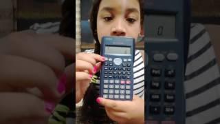 Como escribir te amo en una calculadora