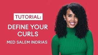 Define your curls by Lyko & Salem