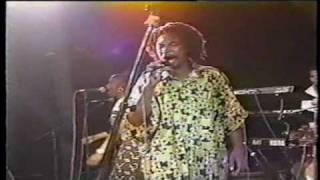 Garnet Silk - Zion In A Vision ( Live 1994 )