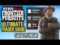 Red Dead Online Ultimate Trader Money Guide - Trader Role & XP Guide!