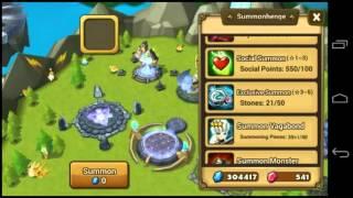Summoners War - Another Way To Get Light Bearman/Vagabond (Using Almighty Summoning)