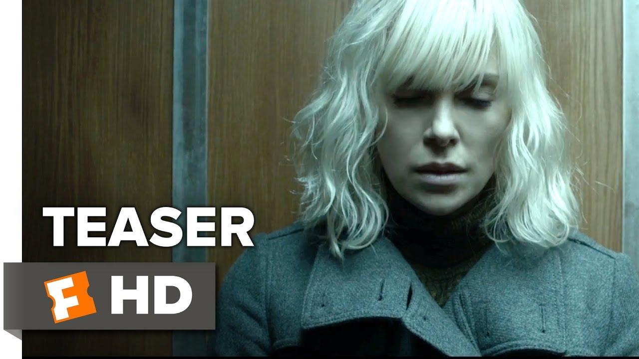 Atomica Escenas Porno atomic blonde teaser #1 (2017) | movieclips trailers