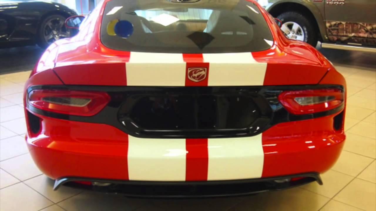 2014 Dodge Srt Viper Gts Carl Gregory Brunswick Youtube