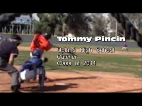 Tommy Pincin Home Run - YouTube