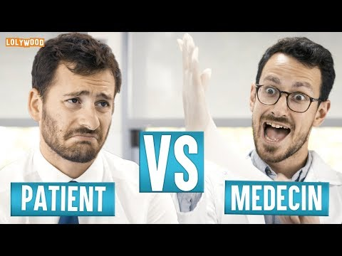 Médecin VS Patient