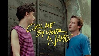 Скачать I Kiss You If I Could Clip From Call Me By Your Name