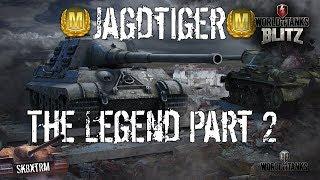 Jagdtiger In Depth - The Legend Pt2 - Wot Blitz
