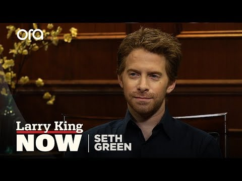 Seth Green talks to Larry King about Star Wars, elections, & Kim Kardashian