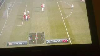 PES 2009 PS3 Fenerbahce vs Galatasaray online mac 2