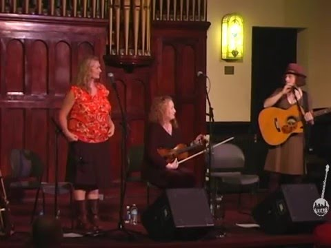 Charlotte Folk Society Concert - Beeswing, April 8, 2016