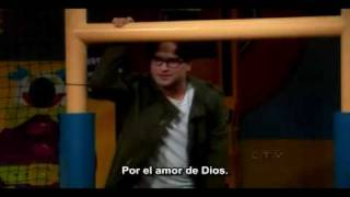 Bazinga in the ball pit - Best Big Bang Theory scene ever! (sub. Español)
