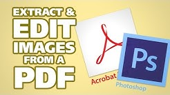 Tips & Tricks: Extract and Edit Images from a PDF